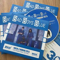 Bad Boys Blue You're A Woman (2015)