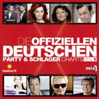 Die offiziellen Deutschen Party & Schlager Charts Vol. 1