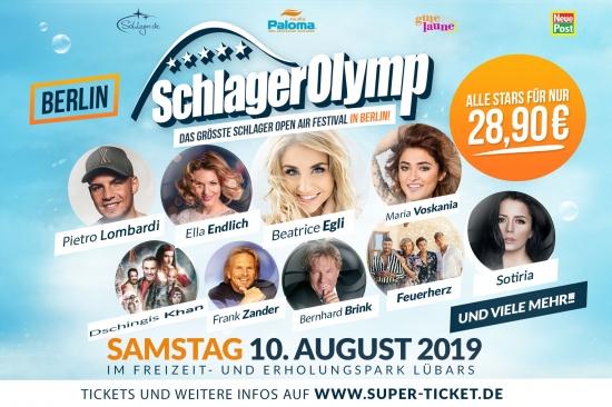 SchlagerOlymp 2019