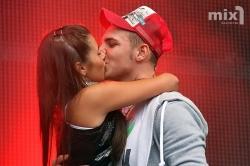 Sarah & Pietro Lombardi Stars For Free 2011