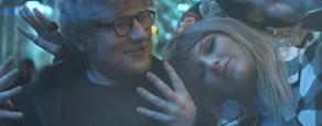 Video Screenshot: Taylor Swift feat. Ed Sheeran & Future - End Game