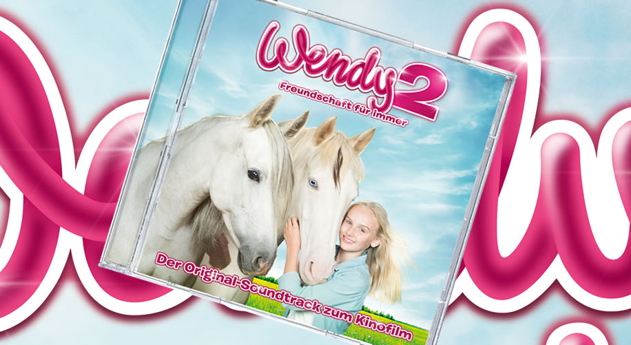 CD-Cover  Wendy 2