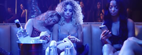 Video Screenshot: Marshmello & Tyga & Chris Brown - Light It Up