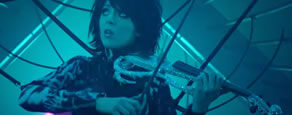 Video Screenshot:  Lindsey Stirling - Underground