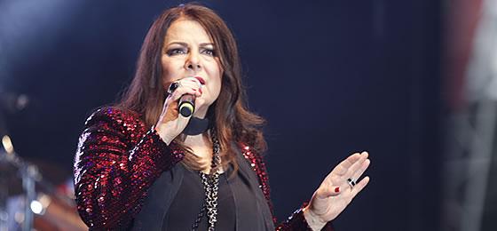 Marianne Rosenberg beim radio B2 SchlagerHammer 2019