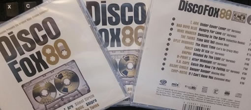 Foto CD 'Disco Fox 80 Vol. 7'