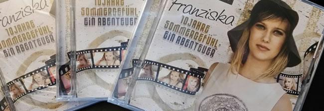 Foto CD Franziska - 10 Jahre Sommergefühl - Ein Abenteuer'