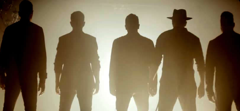 Screenshot: Musikvideo: New Kids On The Block - One More Night