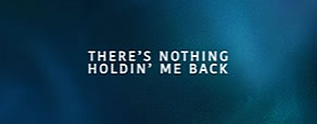 Video Screenshot: Shawn Mendes - There's Nothing Holdin' Me Back