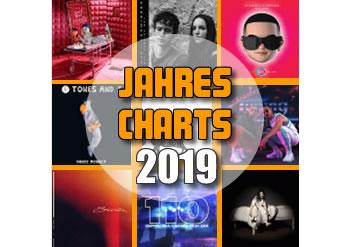 Jahrescharts 2019